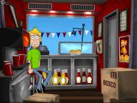 Abenteuer als Hotdog Verkäufer
